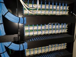 structured cabling, cable installation,cabling
