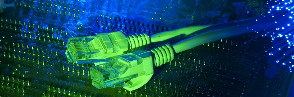 Fiber Optic Network Cabling