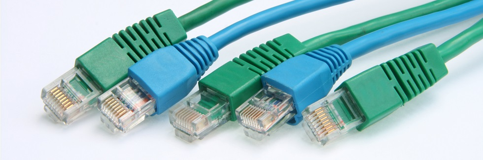 Cat5e Cat6/6a Office Network Cabling