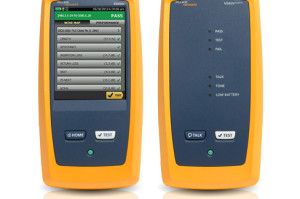 DSX-5000 Certification Tester