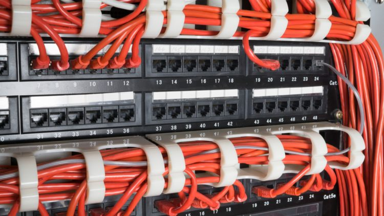 Office Cat6 Cabling Pittsburgh PA