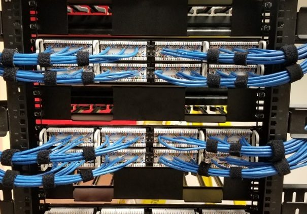 Data Cabling Network Office Cabling NYC