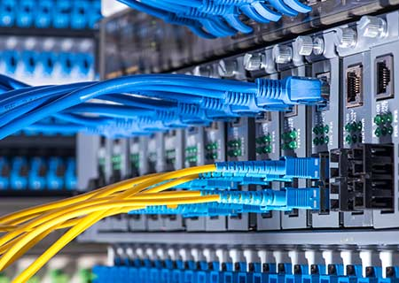 Structured Cabling Network Design Installation NYC NY