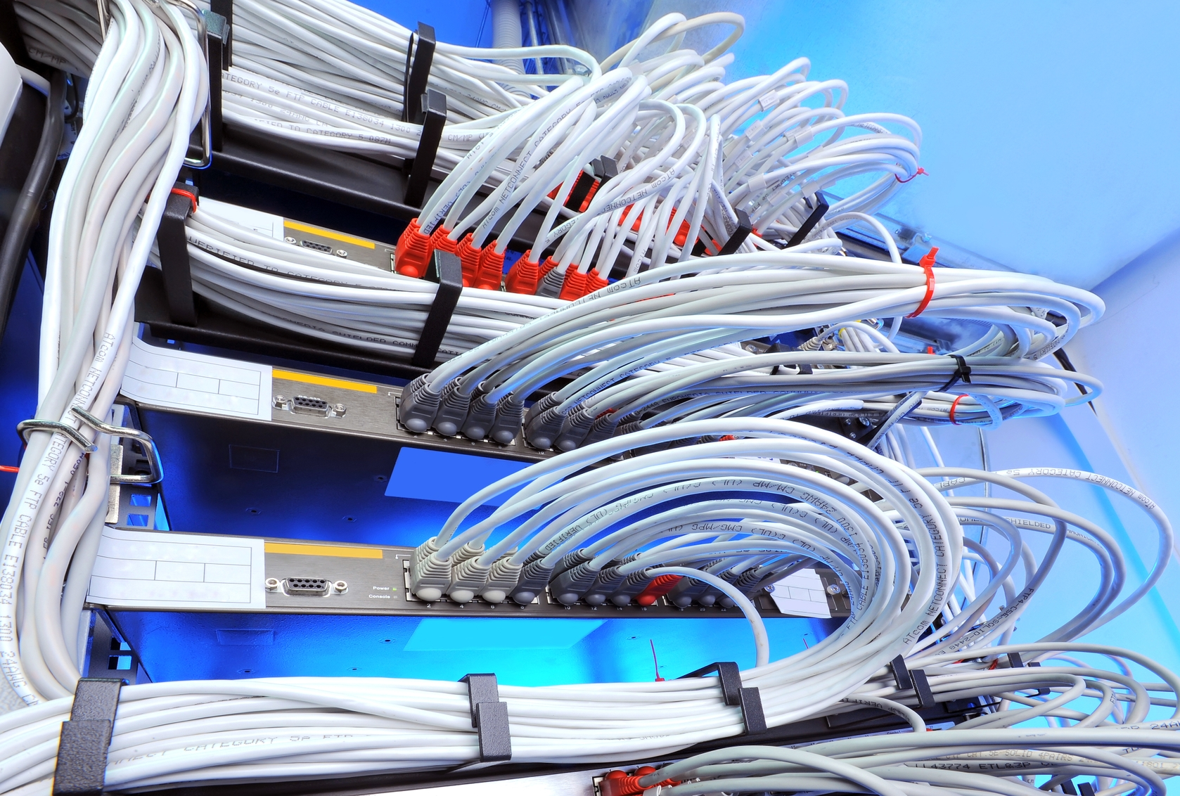 Cat6 Cabling Patch panel Company Washington DC