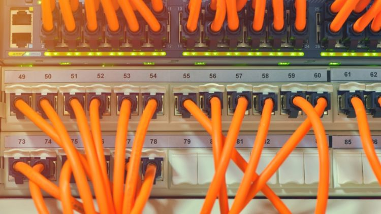 Office Cat6 Office Cabling Pittsburgh PA