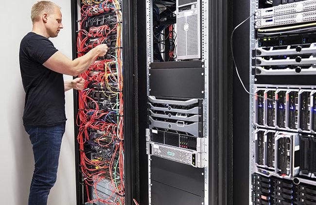 Cable Friendly Design, Progressive Office Cabling