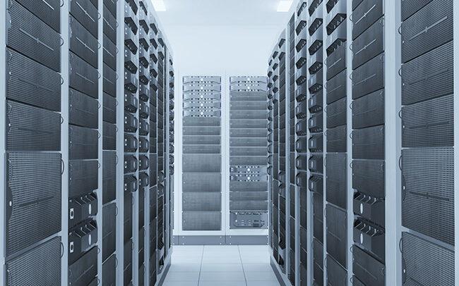 Data Center in Atlanta, Progressive Office Cabling
